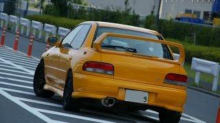 Test Drive - 1999 Subaru Impreza WRX STI - Syms, RE11, Rays CE28
