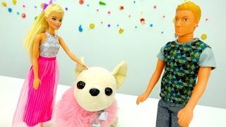 Барби нашла собаку ЧиЧиЛав и ищет хозяина!