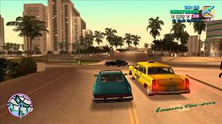 GTA Vice city - Оптимизация уличного движения - Optimized Traffic Paths