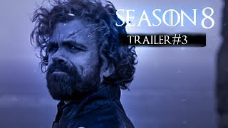 Game of Thrones(2019) - TRAILER #3 - Emilia Clarke, Kit Harrington (CONCEPT)