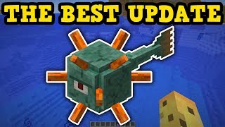 BEST UPDATE THAT EVER RELEASED FOR MINECRAFT