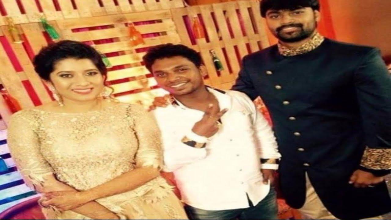 vijay tv anchor priyanka deshpande praveen marriage