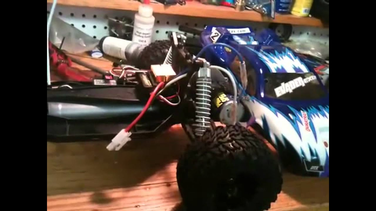 Evader EXT = Evader ST - Beat Your Truck - RC Forum
