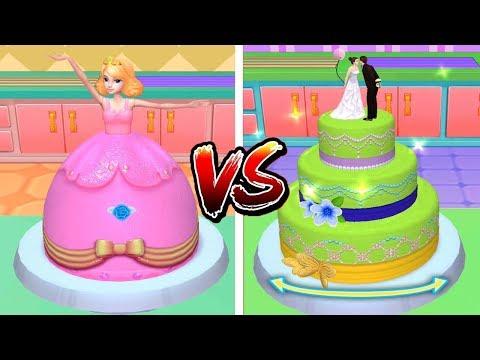 Eglenceli Pastayı Kim Yapar? #Çizgifilm Tadında Yeni Oyun