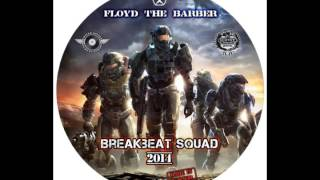 Floyd the Barber - Breakbeat & Industrial mix vol 25