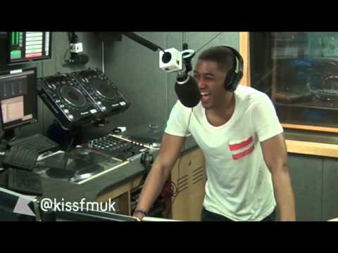 Rickie, Melvin and Charlie first thing in the morning - Kiss Breakfast Takeaway