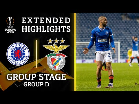 Rangers vs. Benfica: Extended Highlights | UCL on CBS Sports