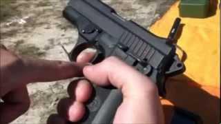 Pistola Taurus PT-938 .380 ACP (reenvio/vídeo com problema)
