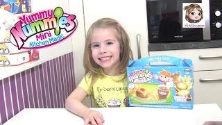 YUMMY NUMMIES Burger mit Pommes | Mini Kitchen Magic für Kinder