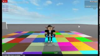 ROBLOX BAHSA Malaysia (How to animation movement)