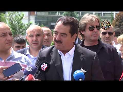 İbrahim Tatlıses mülakat çıkışında Erdoğan'a seslendi