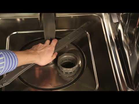 LG Dishwasher Spray Arm Maintenance