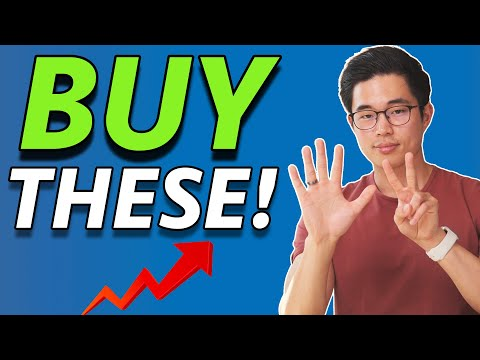 The 7 TOP Stocks To Buy in May 2021 (High Growth)