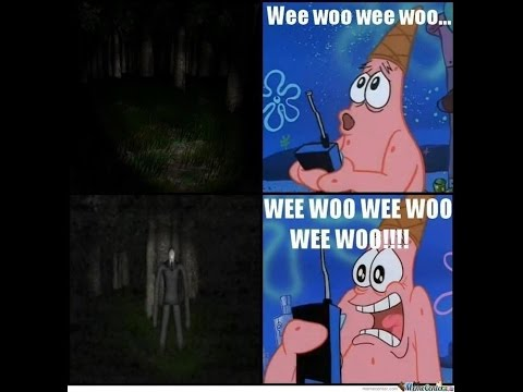 Cool things by slender man
