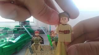 Лего звёздные войны Республика: моя коллекция