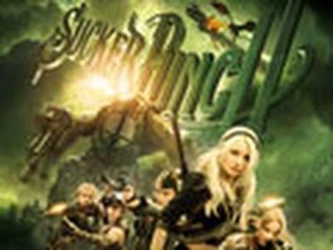 SUCKER PUNCH - Ersten 5 Filmminuten deutsch HD