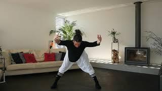 Danse - échauffement moyens - 2ème partie