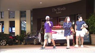 Locals In Tiger Woods' Home In Jupiter Express Sadness After Crash