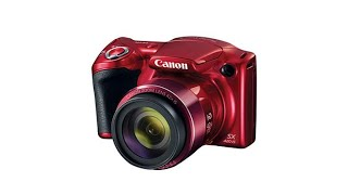 Canon PowerShot SX420 IS 20MP 42X Optical Zoom Camera wi...