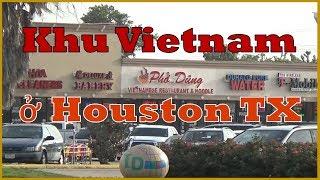 Khu Vietnam ở Houston Texas (Cuộc sống Mỹ - Vlog 98)