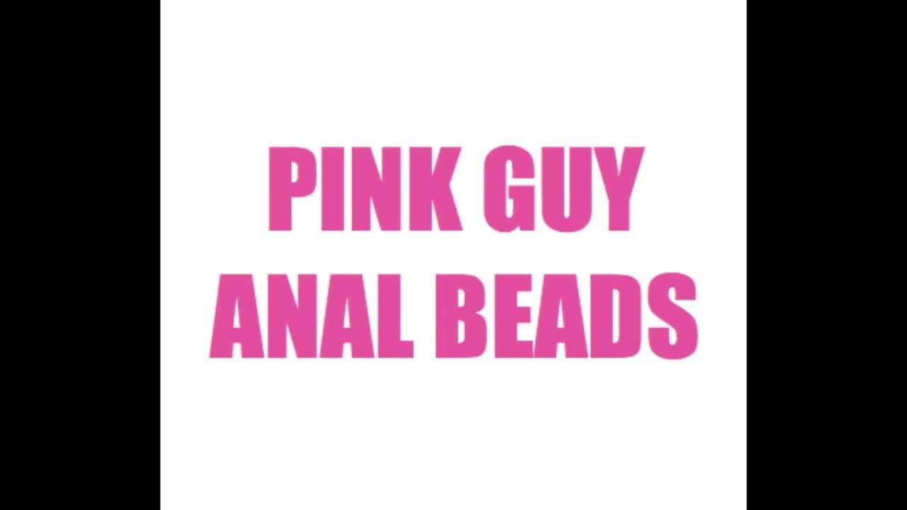 We love anal beads