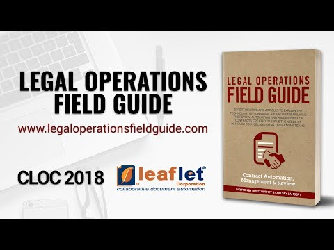 Leaflet Corporation Interview at CLOC 2018 - Sam Muthusamy