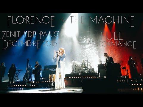 Florence + The Machine - Zénith de Paris 2015 - Full Performance HD