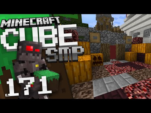 Minecraft Cube SMP S1 Episode 171: Photo Booth