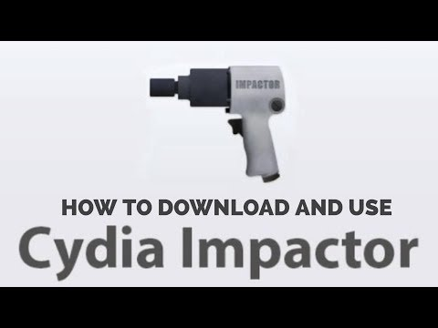 Cydia Impactor 2017/2018 (still Working For 2019!) (injecting Ipa Files Using A Computer)