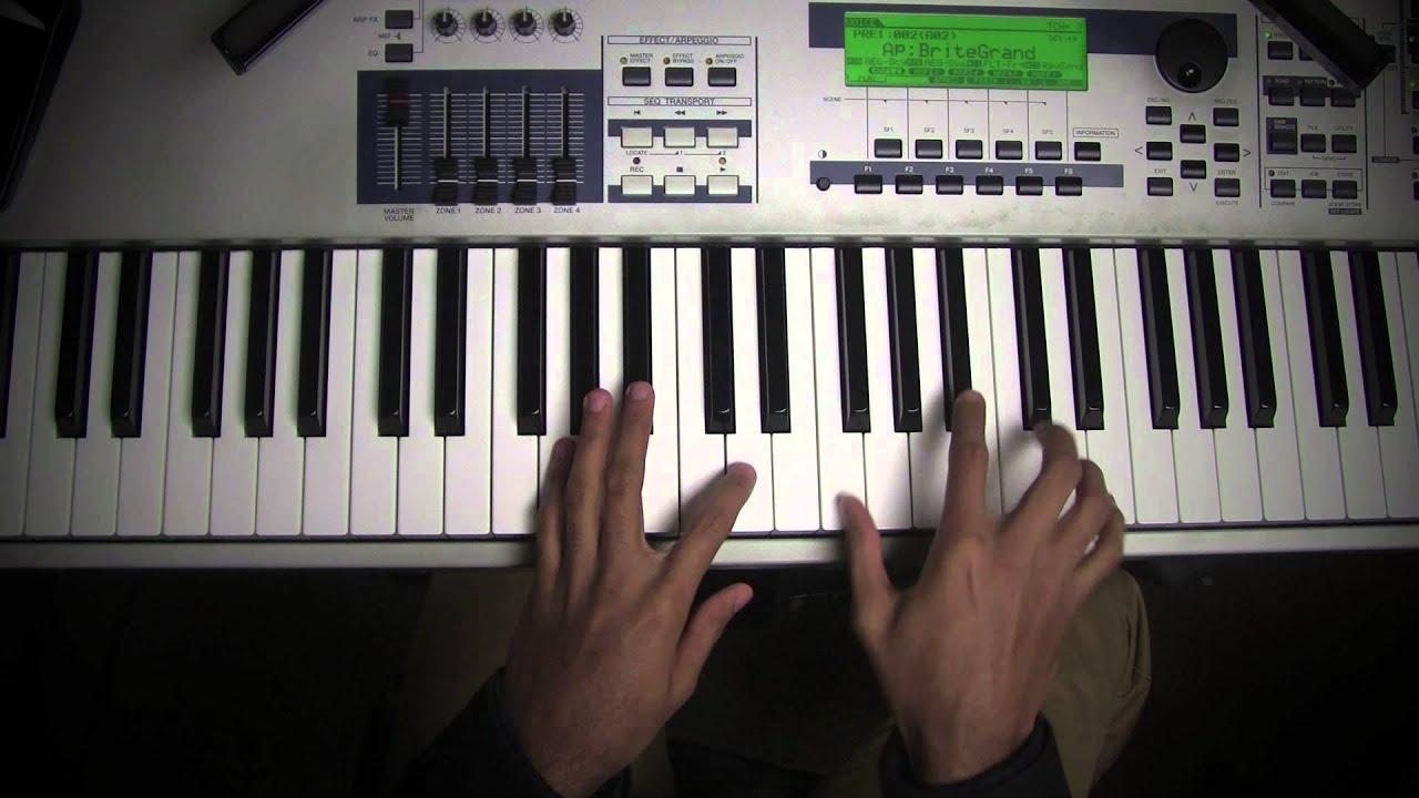 Levantate | Jossy Concepcion | Piano Cover