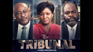 The Screening Room: The Tribunal Kunle Afolayan Nigerian Movie Review