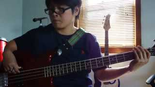 Hey Hello - Yoy : Bass cover