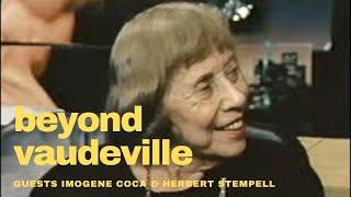 Beyond Vaudeville Imogene Coca Herbert Stempel Your Show of Shows Quiz Show Scandal