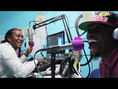 Freestyling On live Radio (Magic FM)