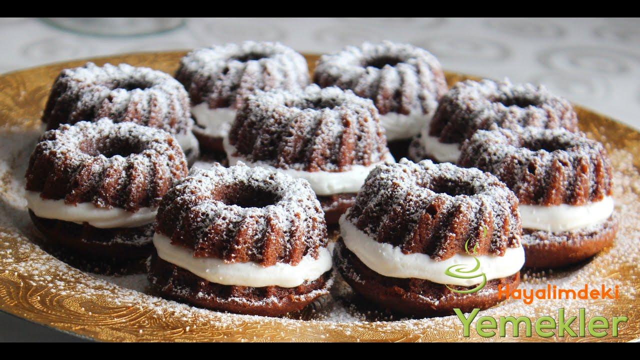 Kakaolu Muffin Kek