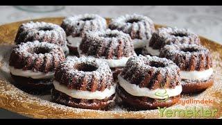 Kremalı Kakaolu Muffin Tarifi