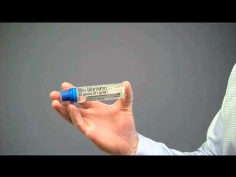 IV Dextrose Administration