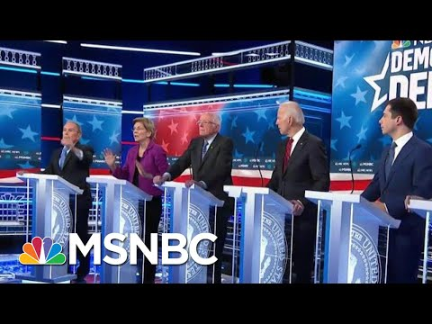 Watch 'Black Lives Matter' Co-Founder Endorse Sanders And Warren | The Beat With Ari Melber | MSNBC