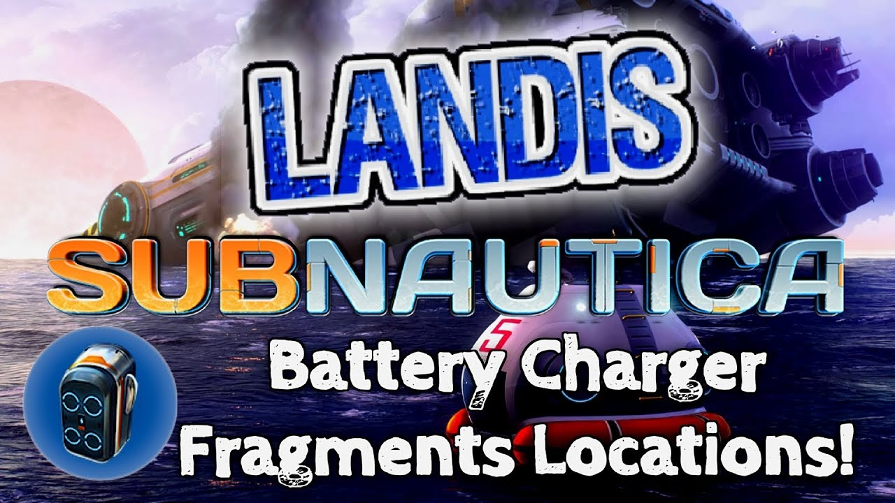 Battery Charger Subnautica Guides Zp Youtube