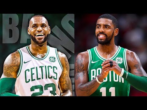 Kyrie Irving Says Teaming Up with LeBron James Again is a Possibility