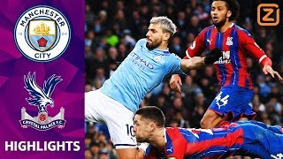 AGÜERO GAAT LOS! ? | Manchester City vs Crystal Palace | Premier League 2019/20 | Samenvatting