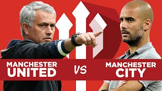 Manchester United vs Manchester City LIVE DERBY DEBATE STREAM!