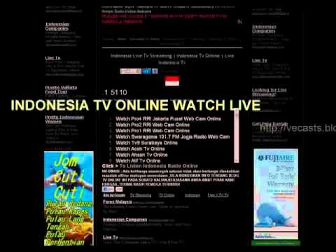 Indonesia Tv Online Watch Live Free