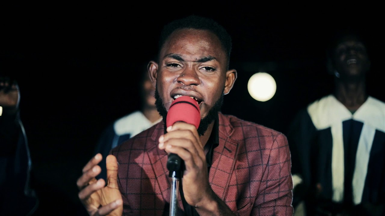 Official Music Video: GLORY - Larry Tiemo