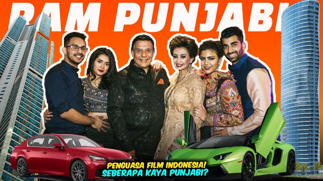 RAJAnya Sinetron! Begini Koleksi Kendaraan dan Kekayaan Keluarga Raam Punjabi