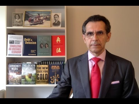 Popescu Report - Yuan, SDR, Gold and Geopolitics