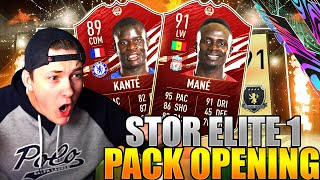 SYKT TOTW!🔥 ELITE 1 FUT CHAMPIONS PACK OPENING!👀 - Norsk FIFA 21