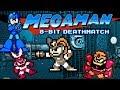 MegaMan 8-bit DeathMatch Justified Classes Randomized #5