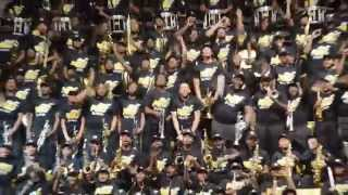 Alabama State University Marching Band - Hoe Check - 2015