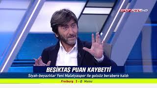 % 100 Futbol Evkur Yeni Malatyaspor - Beşiktaş 25 Kasım 2017